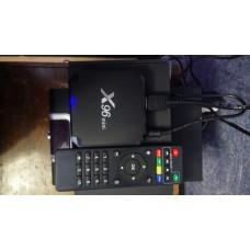TV приставка на андроид x96 mini 2/16gb