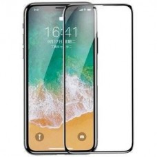 Baseus Tempered Glass All Screen Arc Surface 0.3mm Black (SGAPIPHX-AJG01) for iPhone X/iPhone Xs