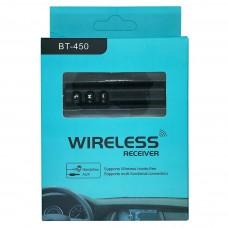 Bluetooth адаптер BT450 аудио ресивер беспроводной приёмник звука