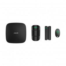 Комплект охранной сигнализации Ajax StarterKit Black (000001143)