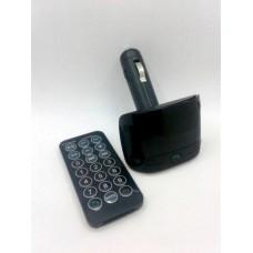 FM модулятор FM-G1 (bluetooth, 2 USB, кнопка ответа, MP3)