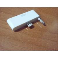 Переходник 2E Iphone 4 to 5 with audio