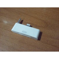 Переходник 2E Iphone 4 to 5 with audio
